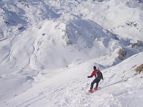 Snow y esquí de montaña en el Beuga Peirelum (II parte)