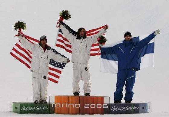 Shaun White oro olímpico en pipe