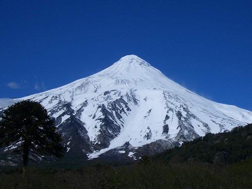 Ruta de los lagos andinos