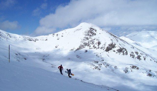 Puigmal, el descenso - II Parte - ME-S2