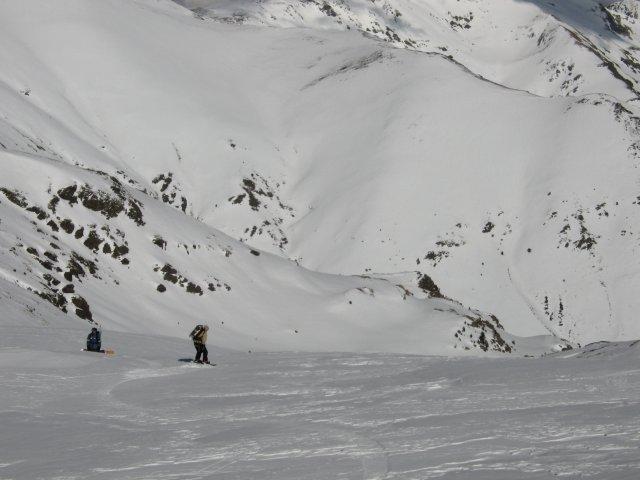 Snowboard de montaña. Jesús snowastur y freeride.