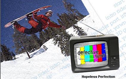 Los creadores de Derelictica nos presentan su nueva película de snowboard a la que han dedicado 2 años