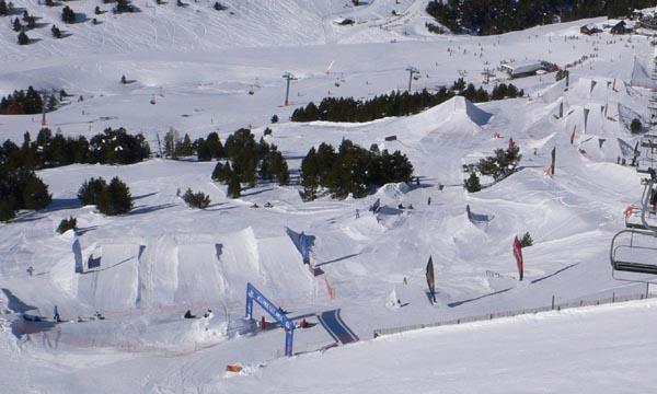 Novedades en Andorra 2007/2008