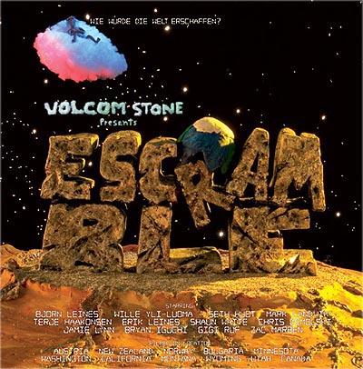 Escramble es la nueva película producida por Volcom Stone