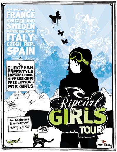 Rip Curl Girls Tour