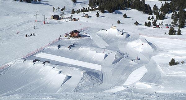 snowpark port ainé