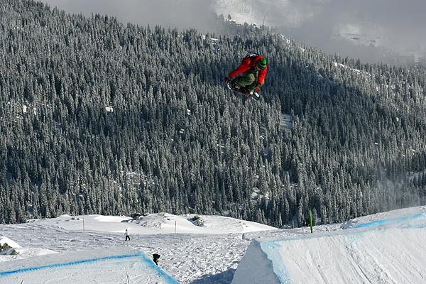 Burton European Open