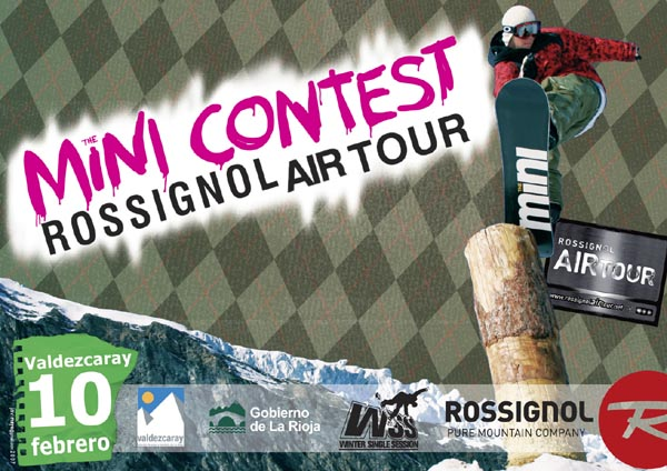 Mini Contest Air Tour de Rossignol