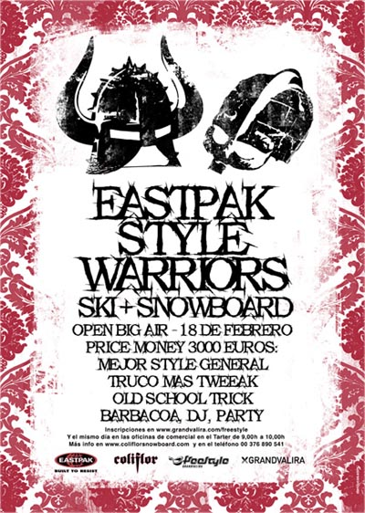 Eastpak Style Warriors