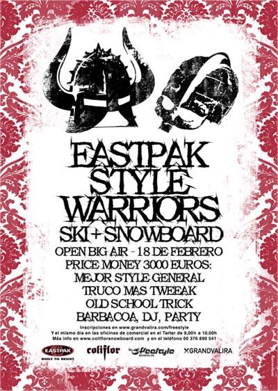 Eastpak Style Warriors
