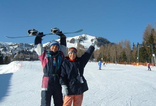 Experiencias en mi primer curso de snowboard II