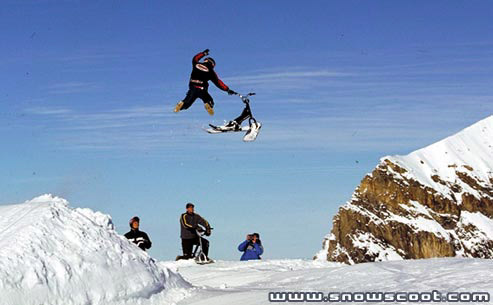 SnowScoot Pal-Arinsal
