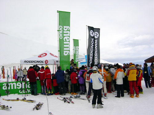 Snow Adventures de Rossignol