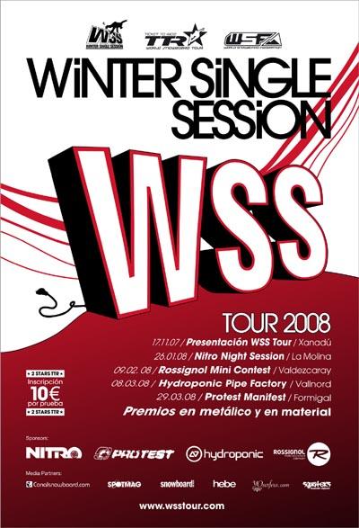 WSS Tour 2008