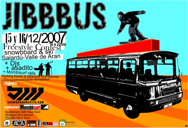 Jibbus – Freestyle Contest – Ski & Snowboard