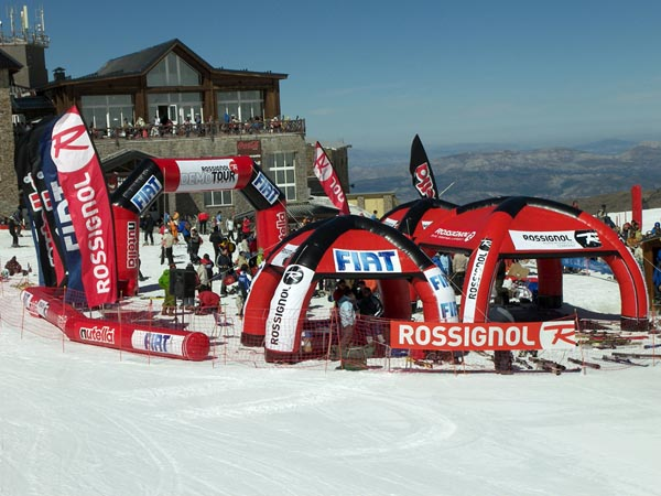Rossignol Demo Tour 07/08