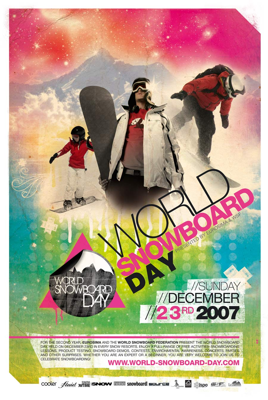 World Snowboard Day 2007
