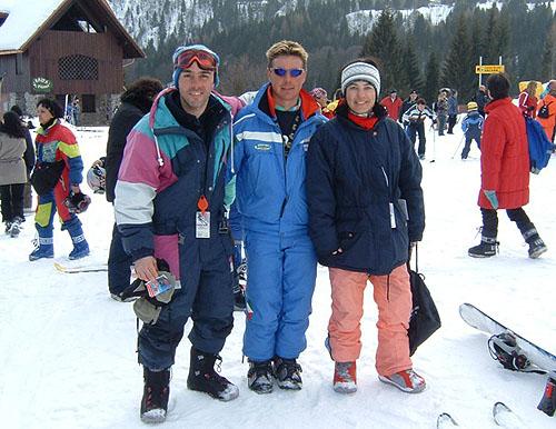 Curso de snowboard IV