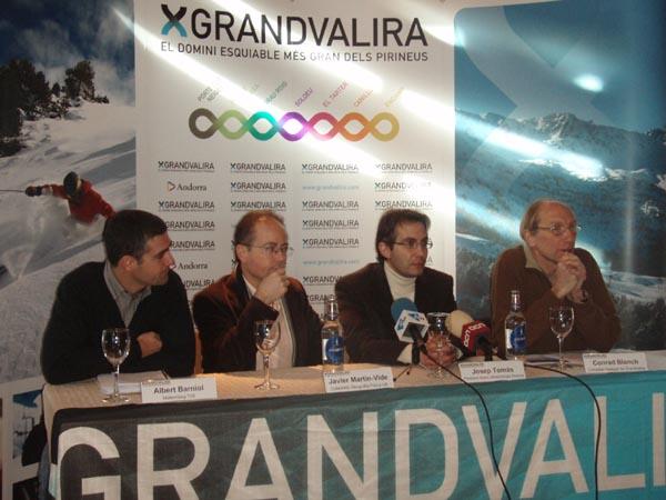 Grandvalira afronta el cambio climático
