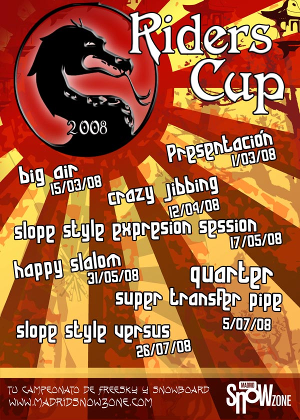 Riders Cup 08