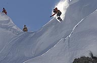 Riders del Freeride World Tour 09