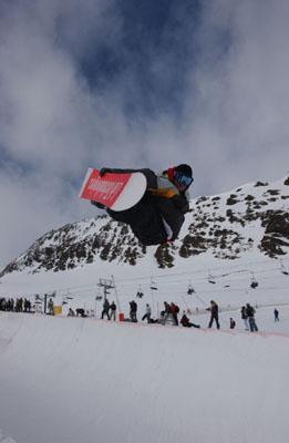 Campeonato de Catalunya de snowboard