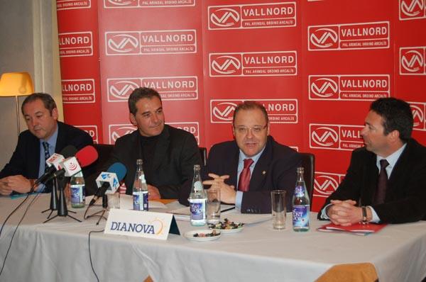 Colaboración entre Vallnord y la ONG Dianova