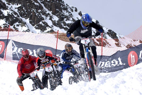 4X Snow BTT Vallnord
