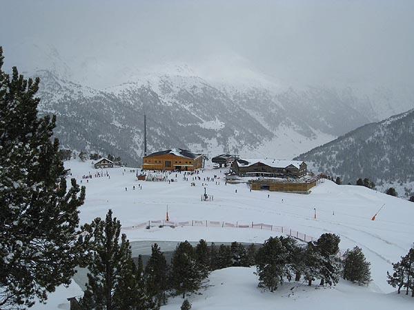 Grandvalira afronta la recta final de la temporada con una nueva nevada