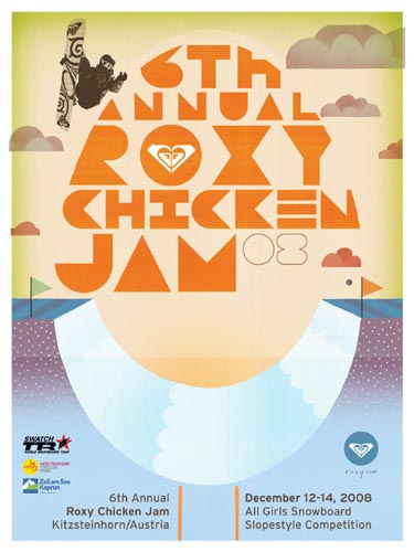 Roxy Chicken Jam 08/09