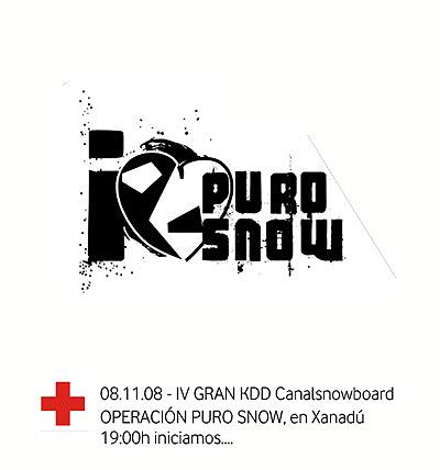 La Gran Kedada Canalsnowboard 08