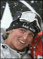 Fallece la snowboarder noruega Line Oestvold