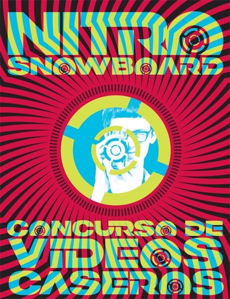 Concurso de vídeos caseros Nitro snowboards