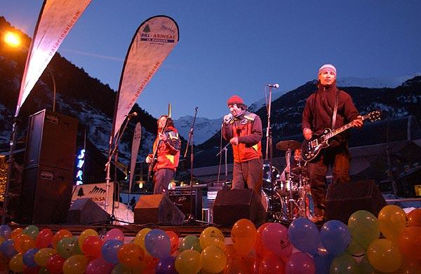 Eventos y competiciones en Vallnord 2008/2009