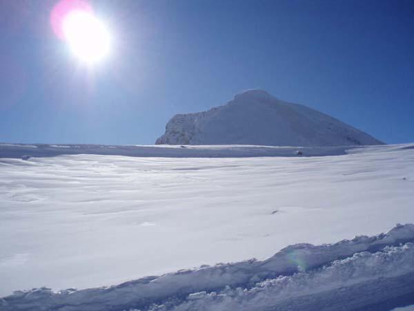 Vallter alcanza ya los 210 cm de nieve