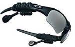 Nuevas gafas con reproductor mp3 integrado