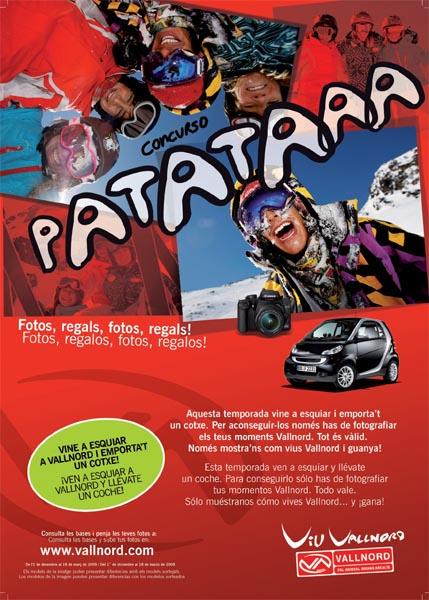 I Concurso Patataaa de Vallnord
